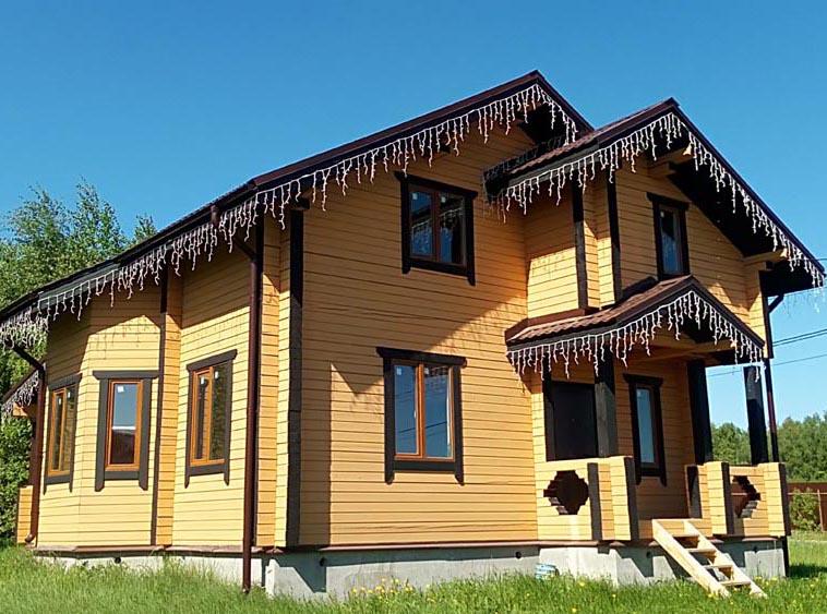 готовые дома в кредит